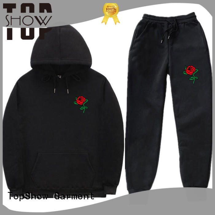 TopShow man custom clothing factory with good price