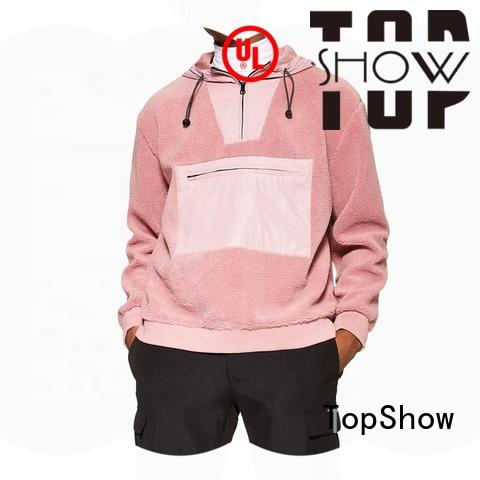 TopShow unique mens hoodies for business for ladies
