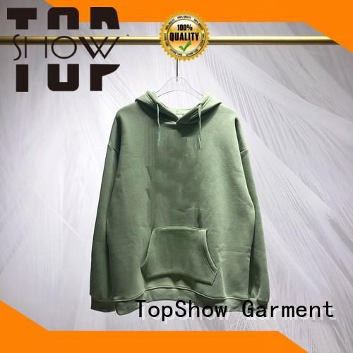 TopShow custom clothing factory for travel