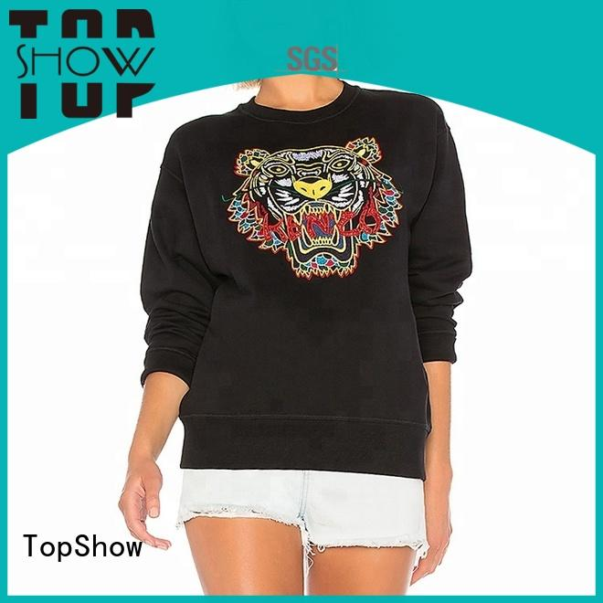 nice cool female hoodies manufacturers daily wear