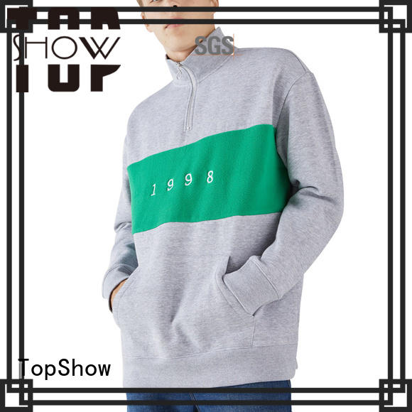 TopShow cool hoodies for men supply for shopping