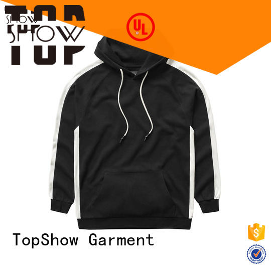 cool unique mens hoodies Supply for business trip