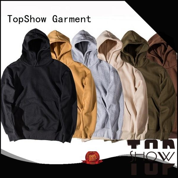 TopShow latest hoodies for mens company for business trip
