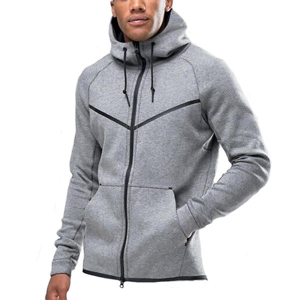 Dongguan Factory Men'S Plain  Cool Hoodies For Guys
