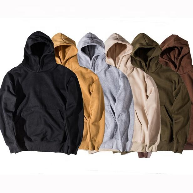 Factory In China Wholesale Fashion Custom Nice Hoodies For Men