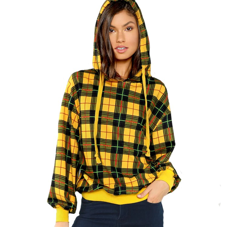 High-quality cool ladies hoodies for business trip-2