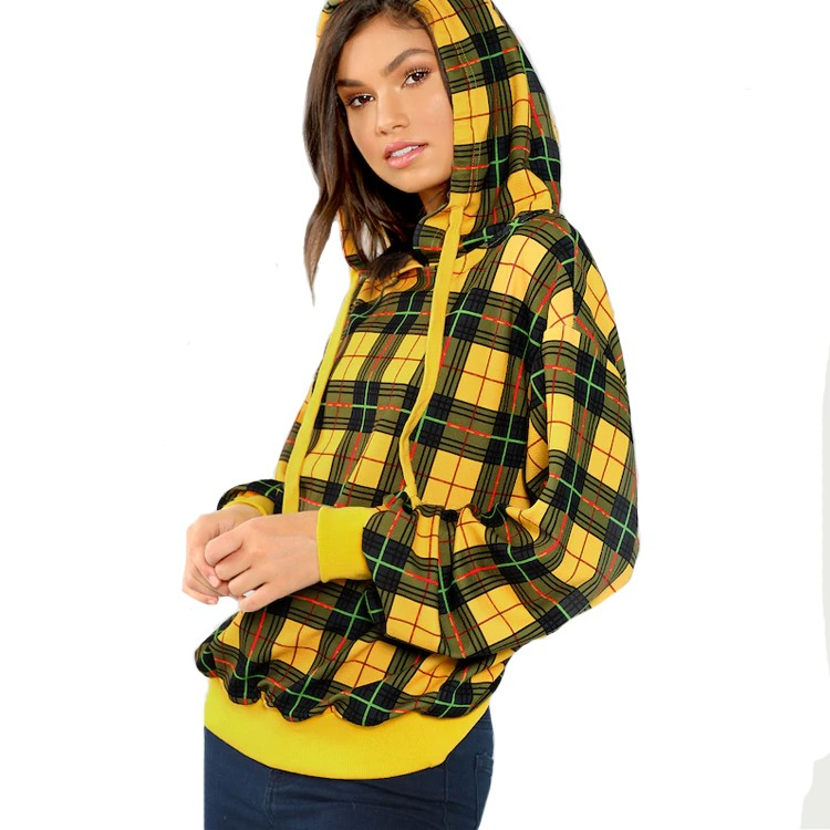 High-quality cool ladies hoodies for business trip-4
