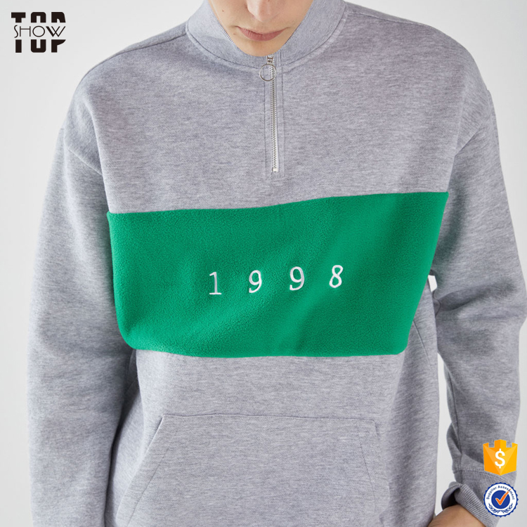 TopShow Wholesale trendy mens hoodies factory for ladies-3
