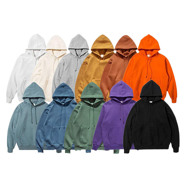 China manufacturer custom youth blank mens hoodies