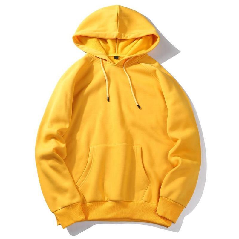 China Hoodie Manufacturer Custom Youth Blank Men'S Hoodies