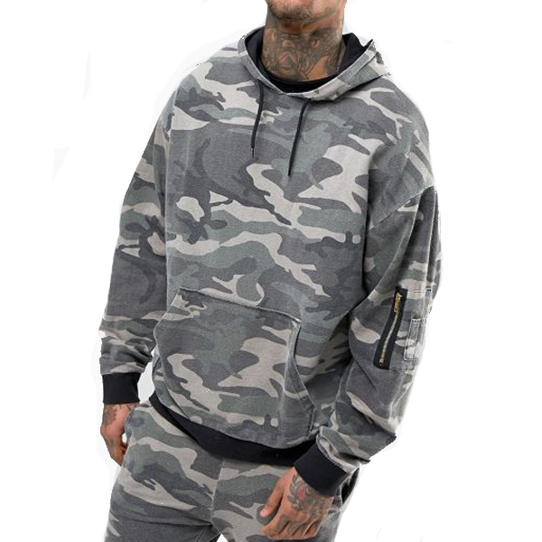 TopShow colorful mens jackets with hoodies from China-1