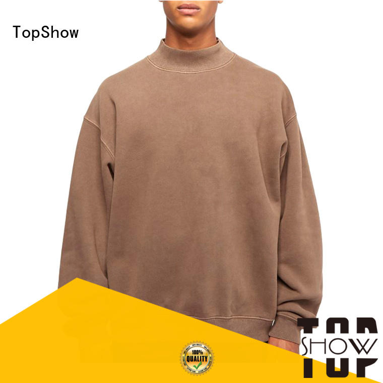 TopShow fashion cool hoodies for men for business for female