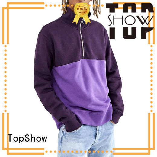 TopShow custom clothing manufacturers for female