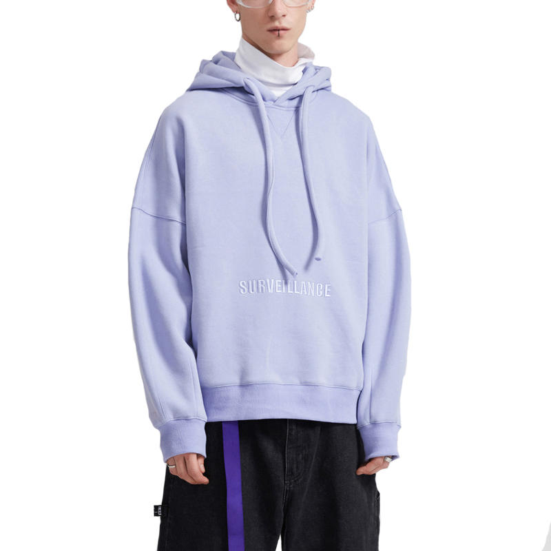 TopShow New plain hooded sweatshirts producer with good price-2