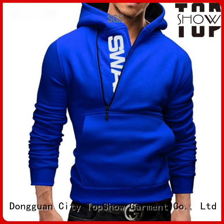 TopShow new mens patterned hoodies with many colors