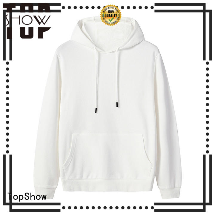 TopShow New stylish hoodies for guys Supply for woman