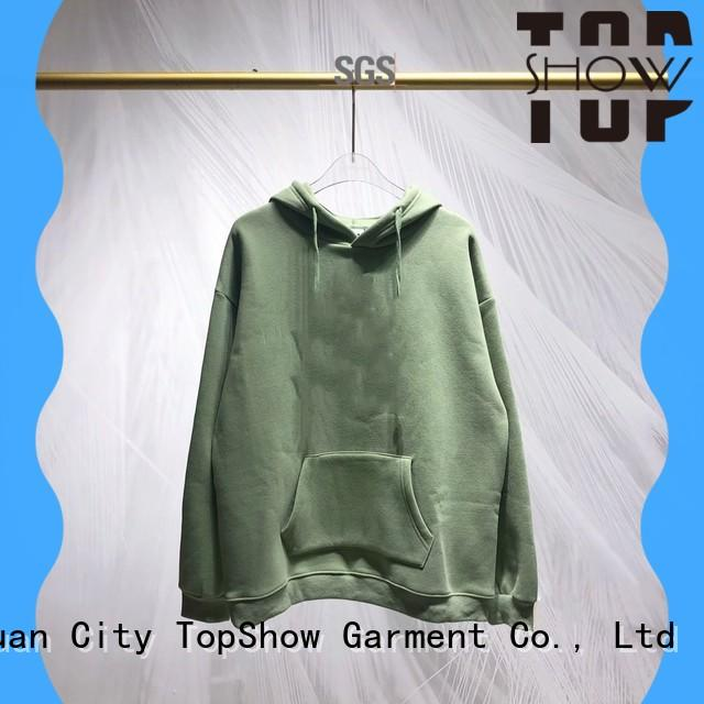 TopShow custom clothing supply for shopping