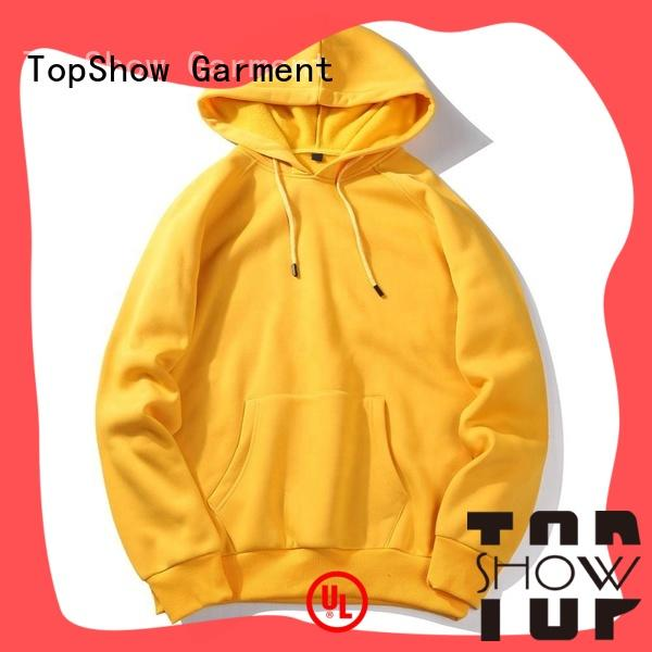 TopShow blank hoodies manufacturers for travel
