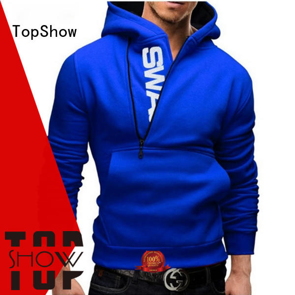 TopShow custom clothing for shopping