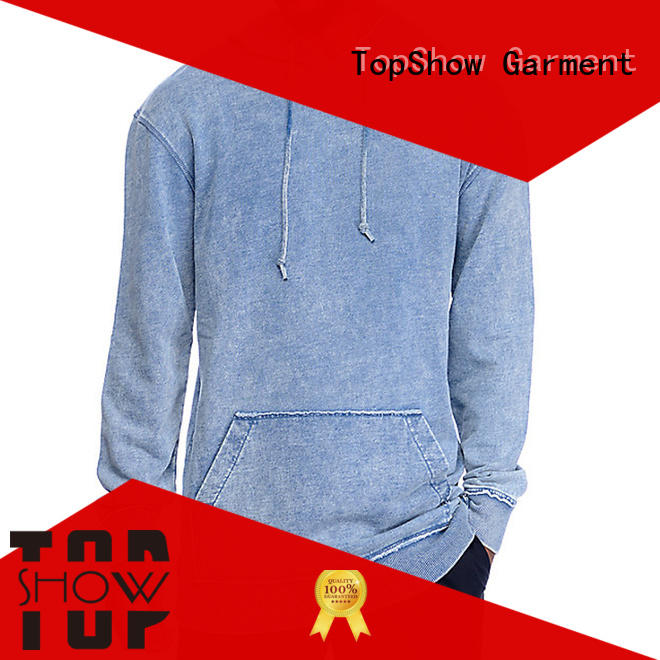 TopShow Custom custom clothing manufacturers factory price