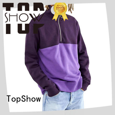 TopShow custom clothing producer for party