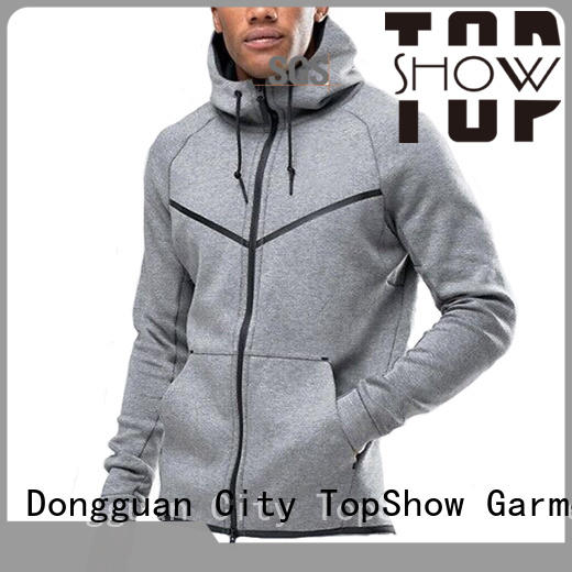 TopShow cool lined hoodies for guys manufacturer street wear