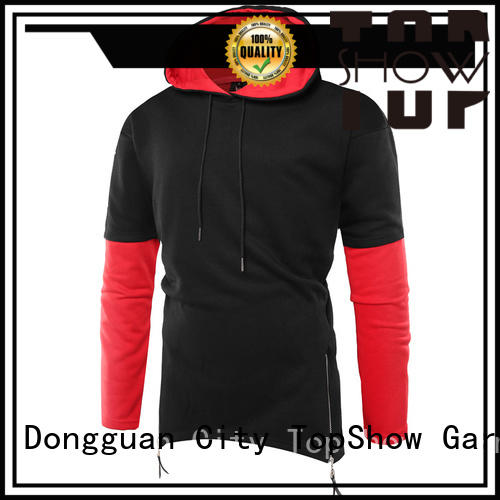 TopShow male custom clothing factory from China