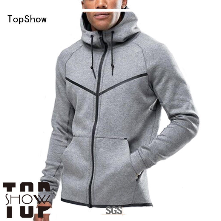 TopShow Custom stylish hoodies for guys factory for woman