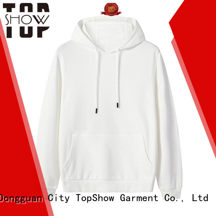 TopShow High-quality new mens hoodies for business trip
