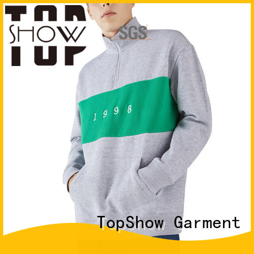 TopShow custom clothing Supply for travel