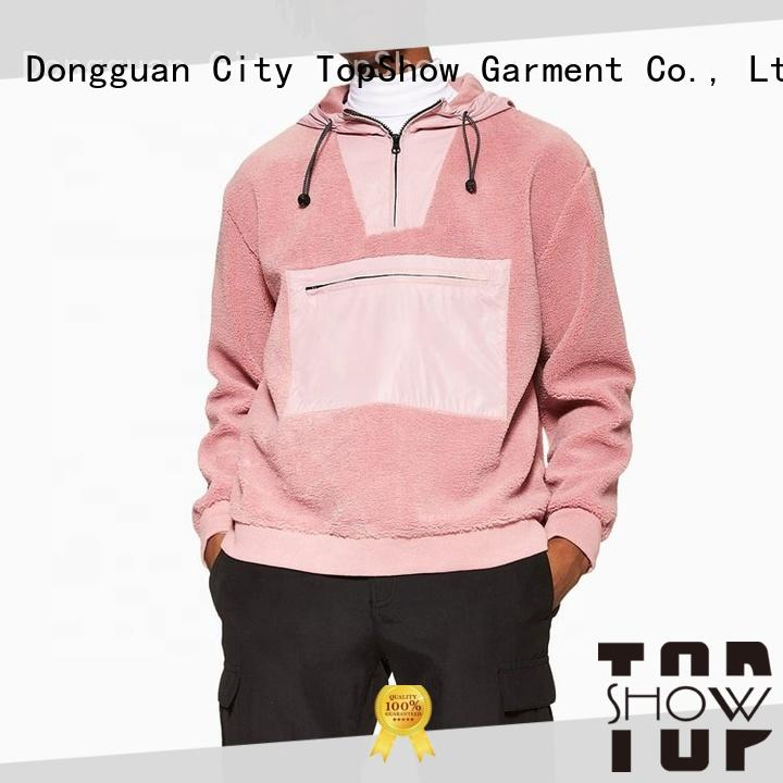 TopShow custom clothing producer for business trip