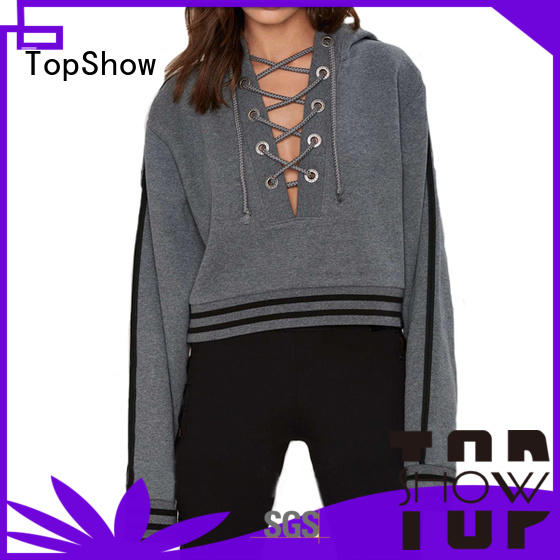 Custom soft hoodies womens manufacturers with many colors