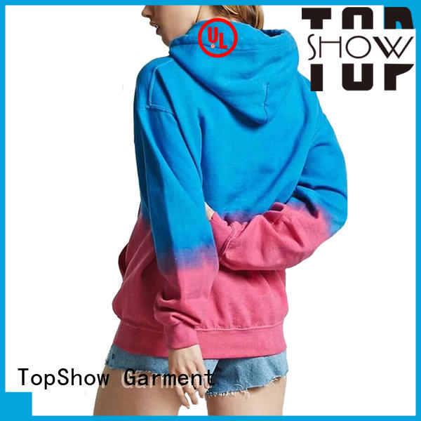 TopShow unique hoodies womens producer with many colors