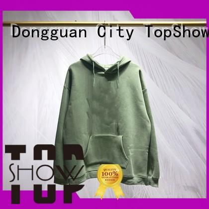TopShow Custom custom clothing for business for cosmetics
