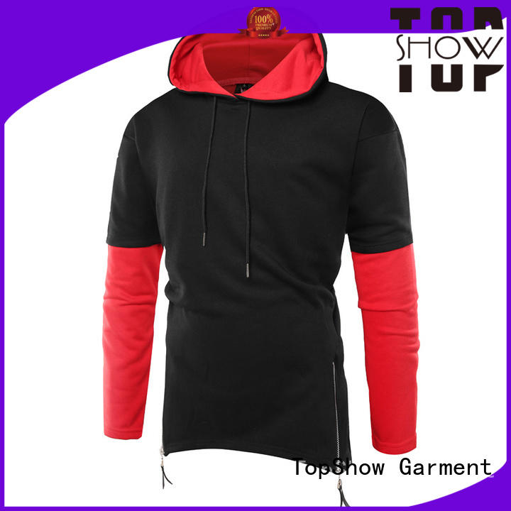 TopShow Latest custom clothing from China