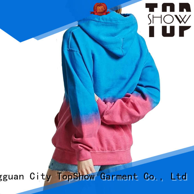 TopShow new popular womens hoodies for business trip