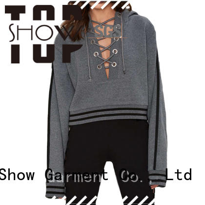 nice soft hoodies womens manufacturer from China