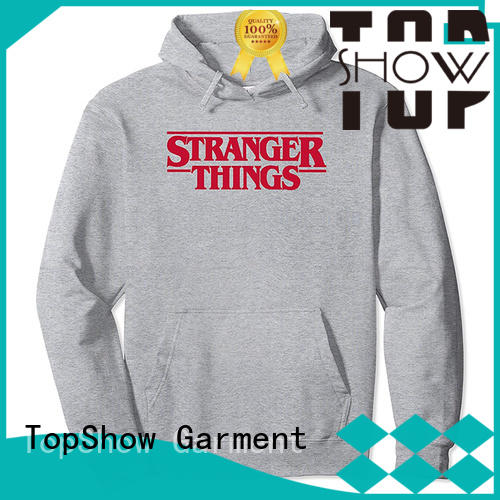 TopShow stylish hoodies for guys factory price