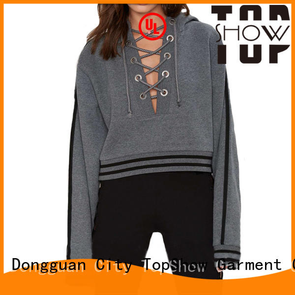 nice women's pullover hoodies Suppliers for female