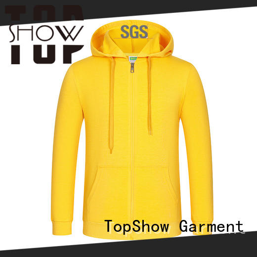TopShow custom clothing for business for cosmetics