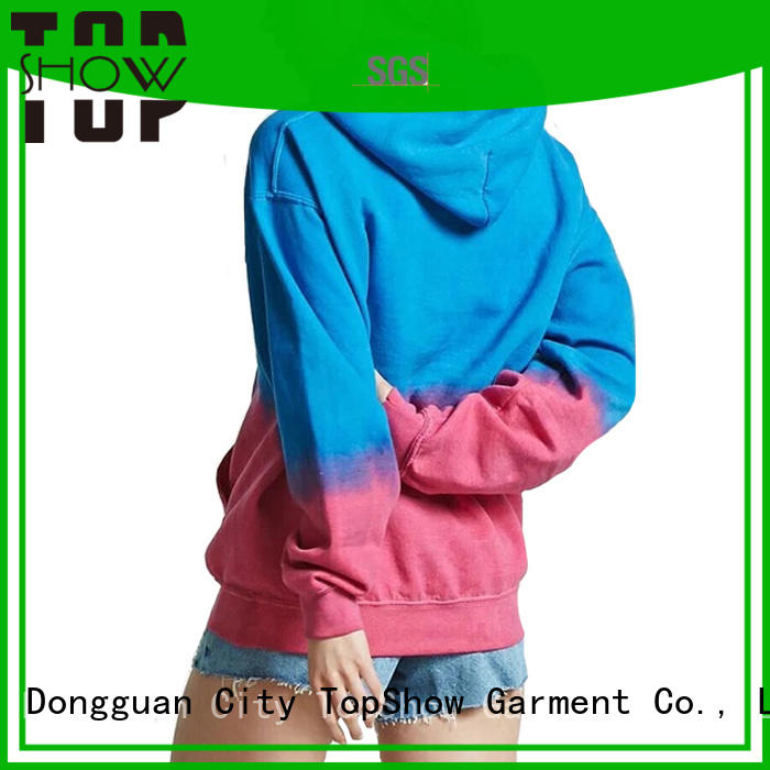 TopShow Custom comfy hoodies womens Suppliers for woman
