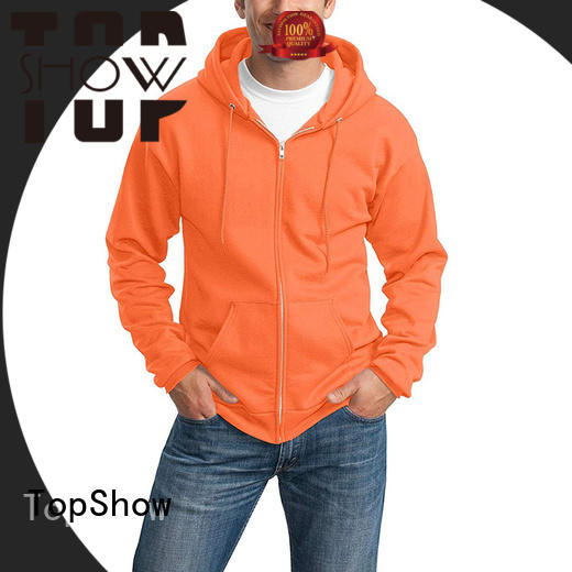 TopShow trendy mens hoodies for woman