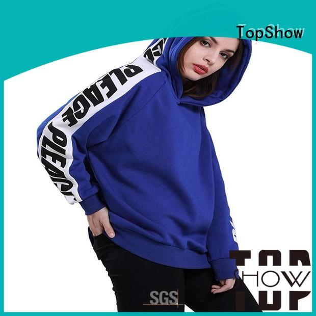 colorful winter hoodies for ladies Supply with good price