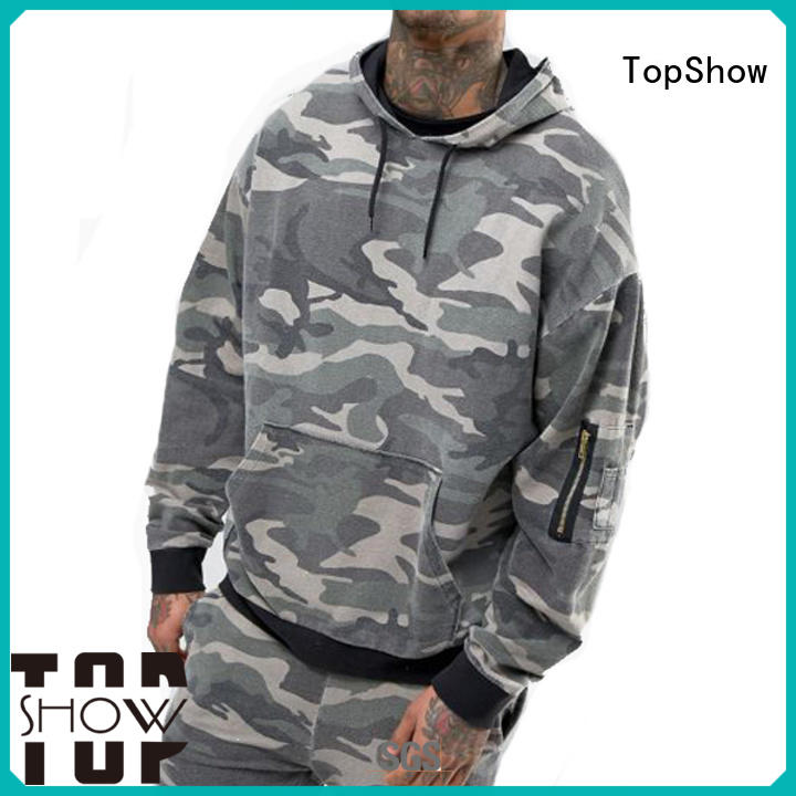 TopShow colorful mens jackets with hoodies from China