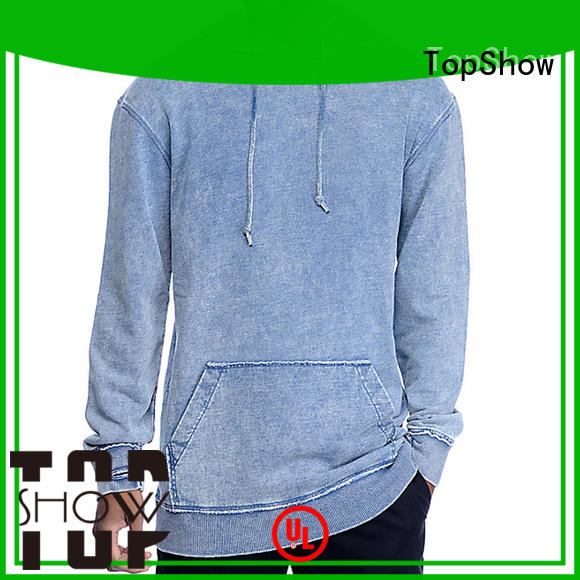 TopShow lightweight hoodie supply for party