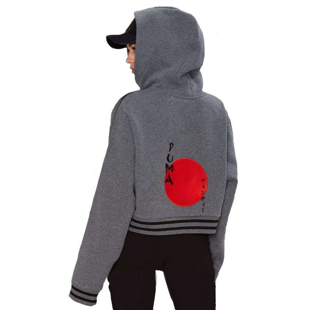 TopShow colorful women's pullover hoodies with good price-3