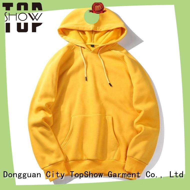 TopShow nice nice hoodies for men manufacturer for business trip