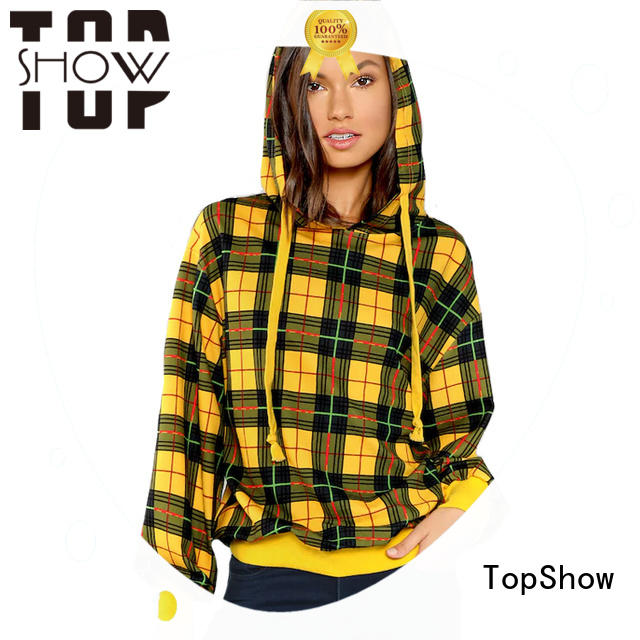 TopShow soft hoodies womens for business with many colors