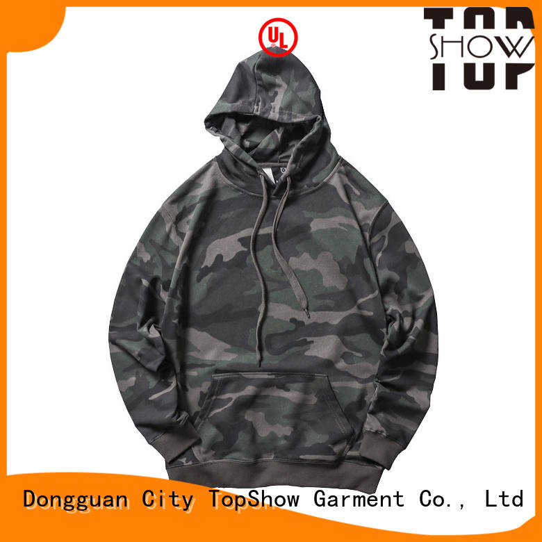 TopShow cool hoodies for men factory for business trip