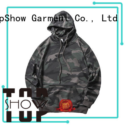 TopShow guys custom clothing factory for cosmetics